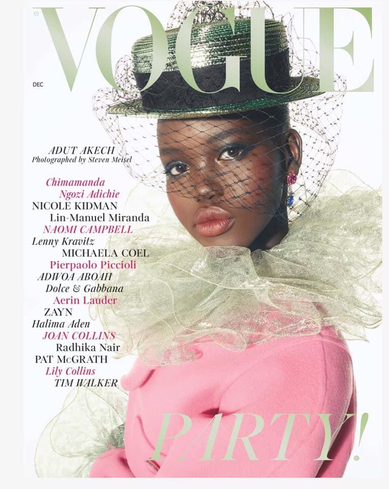 British Vogue December 2018