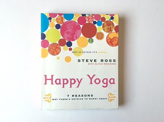"Результат пошуку зображень за запитом ""steve ross yoga happy book"""