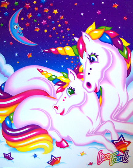 Photo via a good ol' google search of Lisa Frank