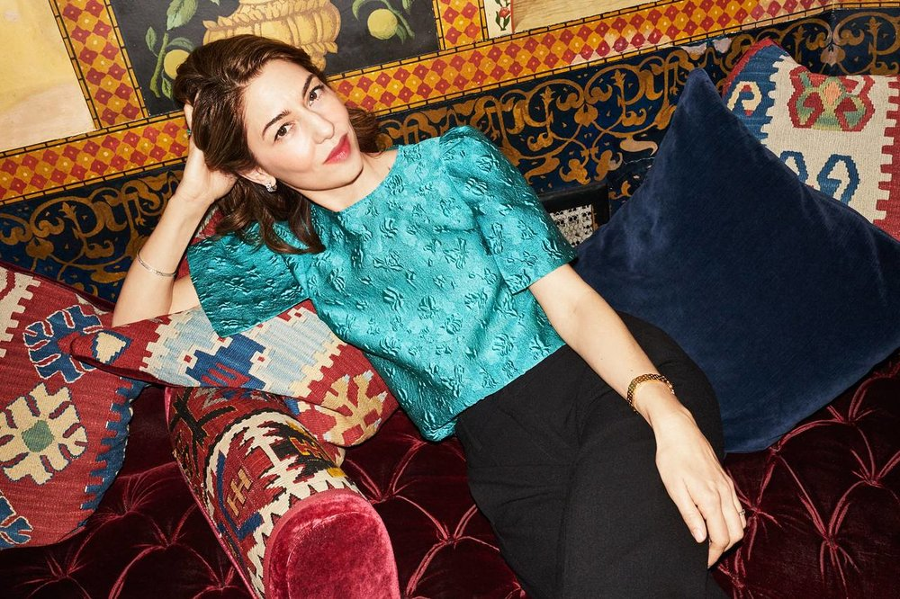 Sofia Coppola photographed by Maciek Kobielski
