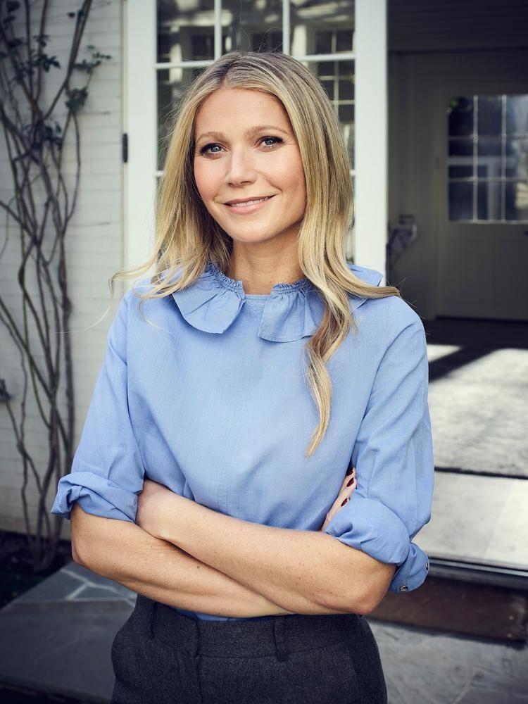 Gwyneth Paltrow photographed by Joe Pugliese
