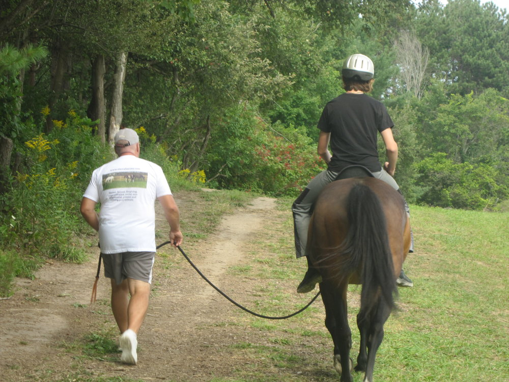 IMG_3170 Mark leading Jeff on Sierrah.JPG