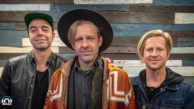 Switchfoot  in The Lounge.