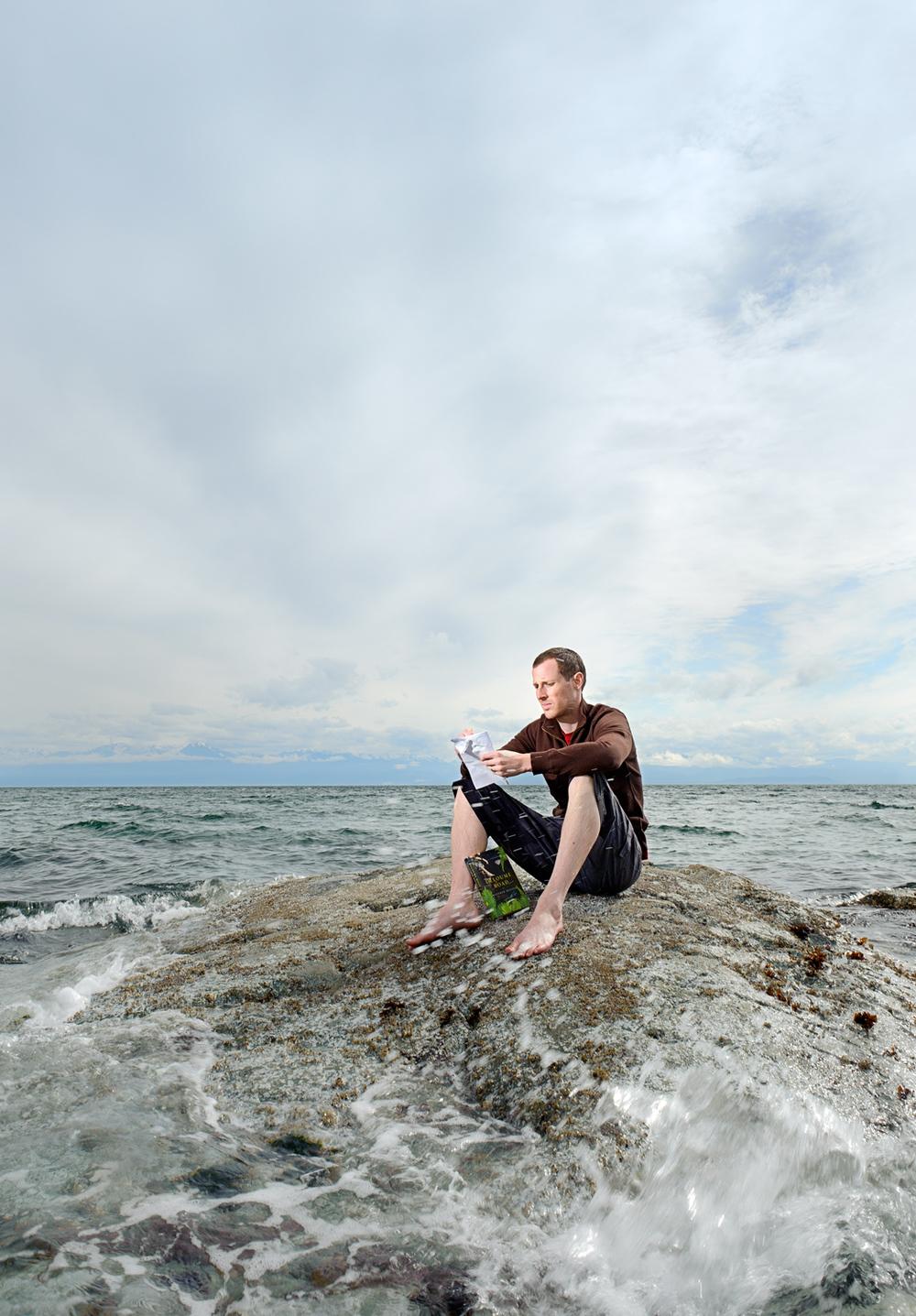 Matthew Hooton, Victoria, BC, Canada