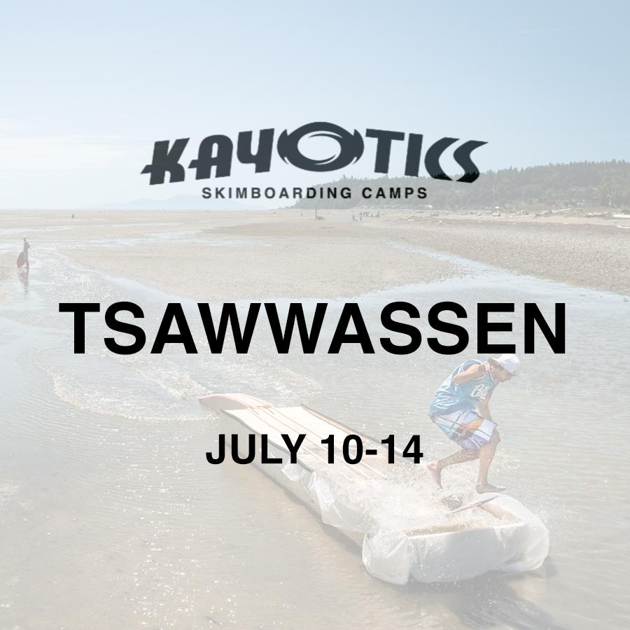 Tsawwassen - Week 1