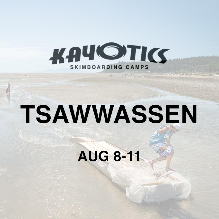 Tsawwassen - Week 3