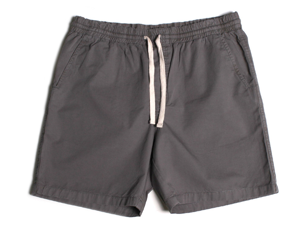 Twill Shorts - Gravel
