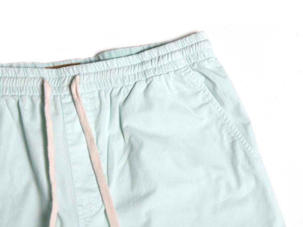 Twill Shorts - Mint
