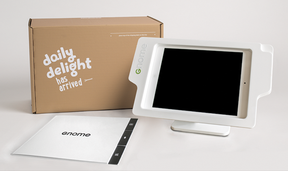 Groupon Merchant Tablet