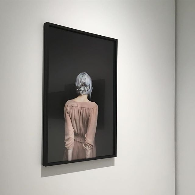 A glimpse at Todd Hido's show Bright Black World, currently on view at Casemore Kirkeby in San Francisco