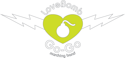 LoveBomb Go-Go Marching Band