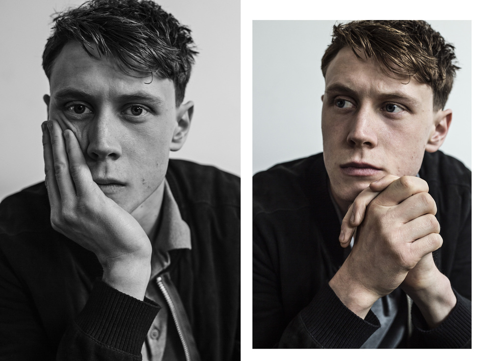 George Mackay / actor / W Magazine
