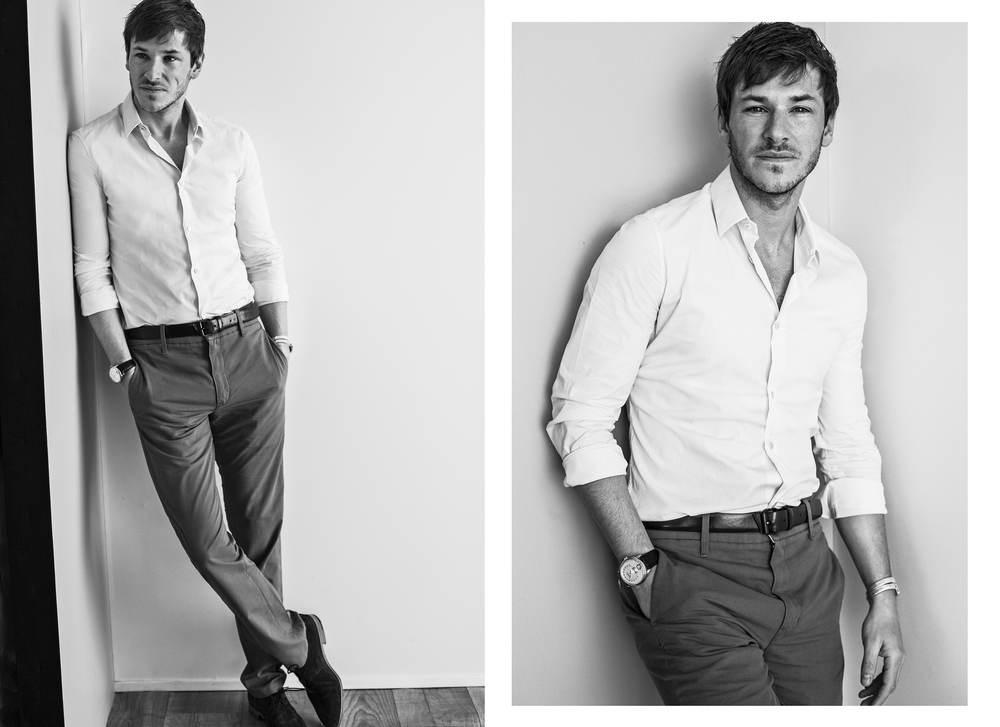 Gaspard Ulliel / actor / W Magazine