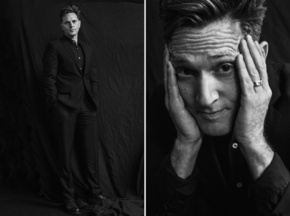 Matt Ross / director & actor / W Magazine