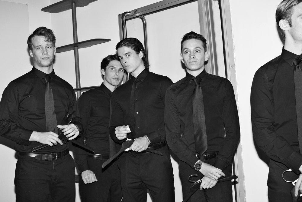coat boys