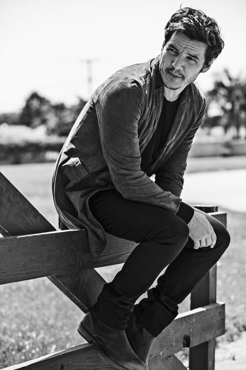 Pedro Pascal / So it goes