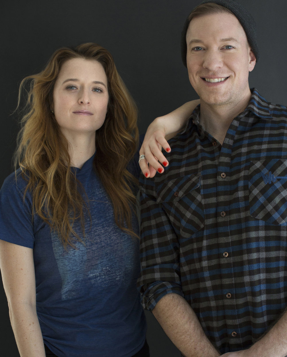 Grace Gummer & Joseph Sikora /  ITS harassment campaign