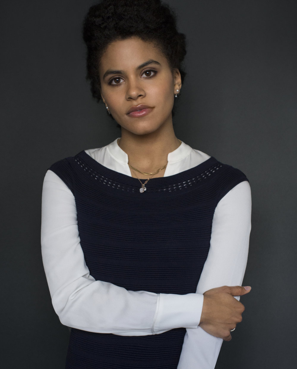 zazie beetz /  ITS harassment campaign