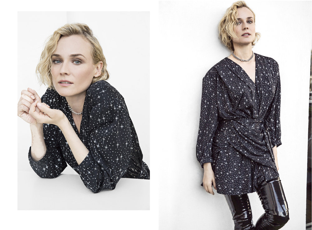 Diane Kruger / W Magazine