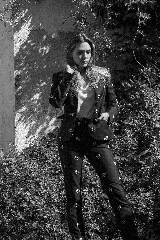 Elisabeth olsen / t magazine