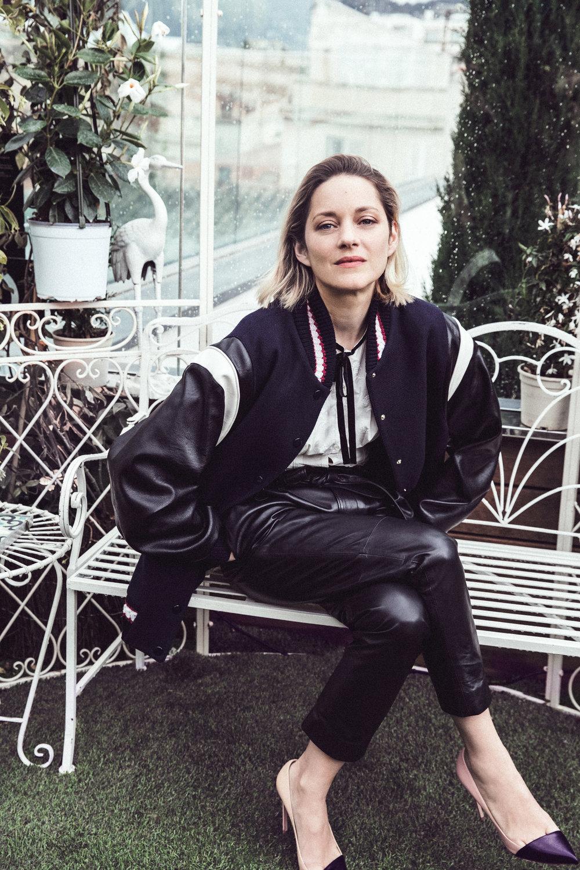 Marion Cotillard / W Magazine