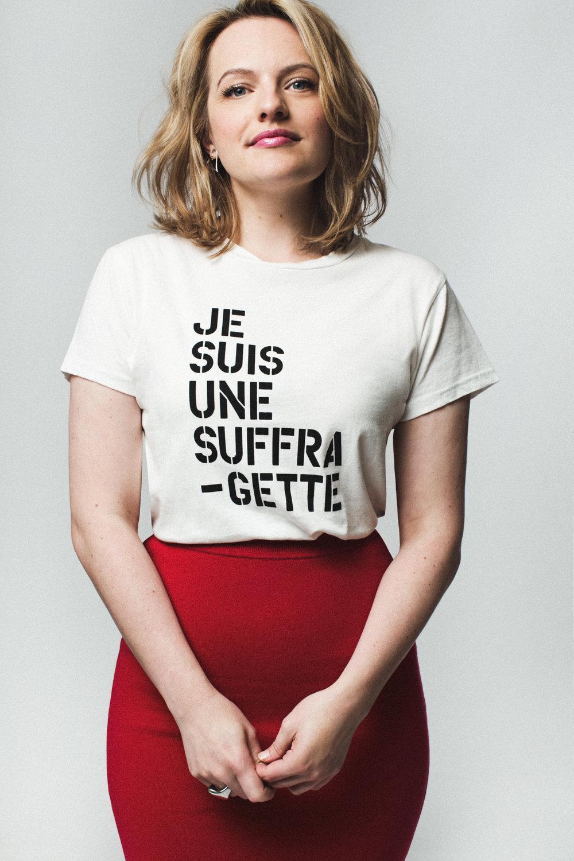 Elisabeth Moss / W Magazine