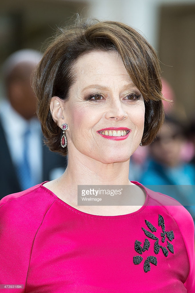 Ingeborg make up artist works with Sigourney Weaver for the ABT Gala 2015