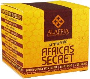 africa's secret skin cream
