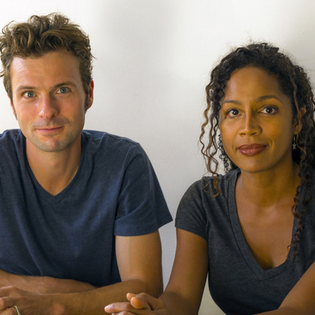 Bjarke and Holly, founders of PLANT