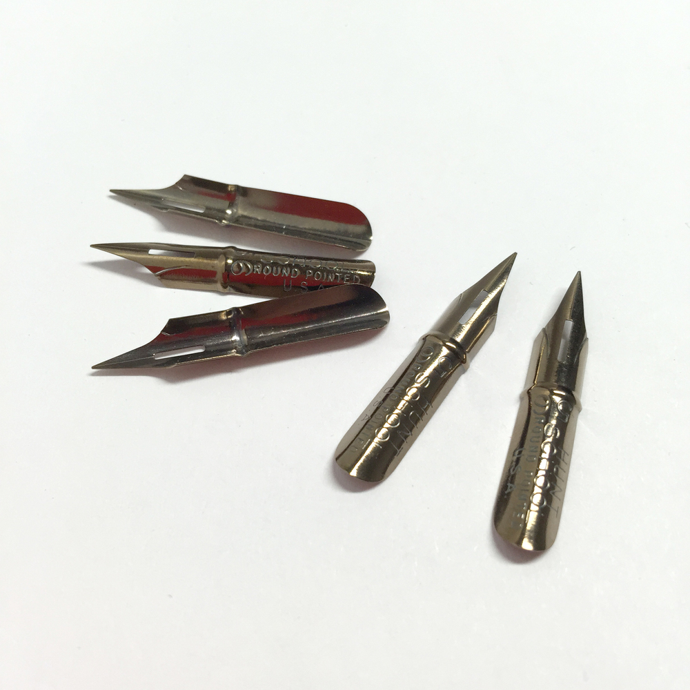 Hunt 56 pointed nib