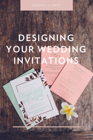 Wedding Invitation Series 3 Customizing Your Invitation Design