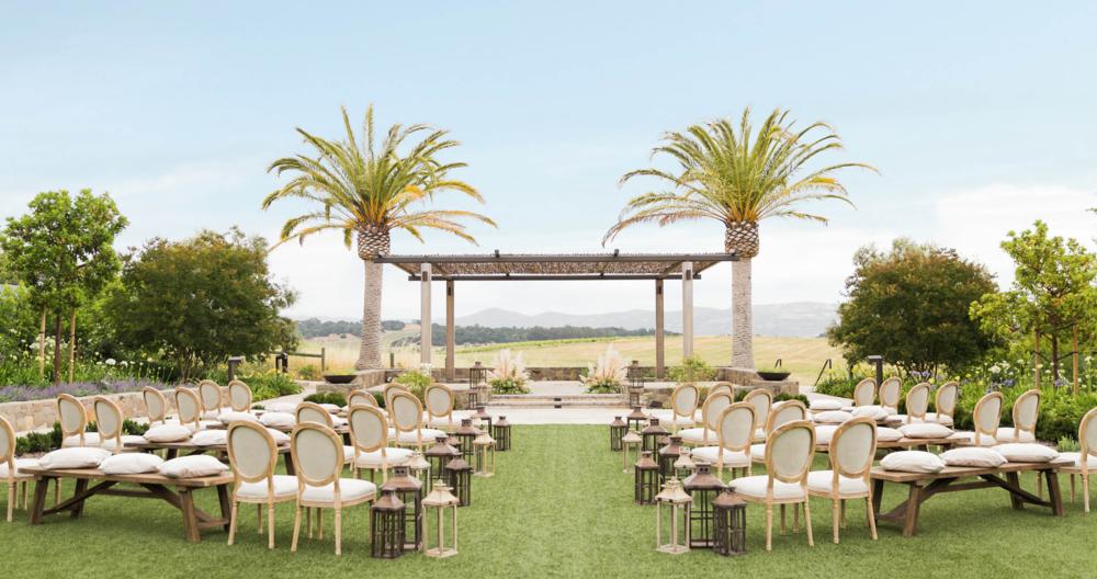 Image from Carneros Resort website