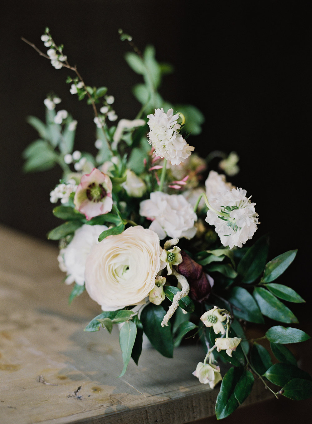 Gorgeous flowers by Amy Osaba Design