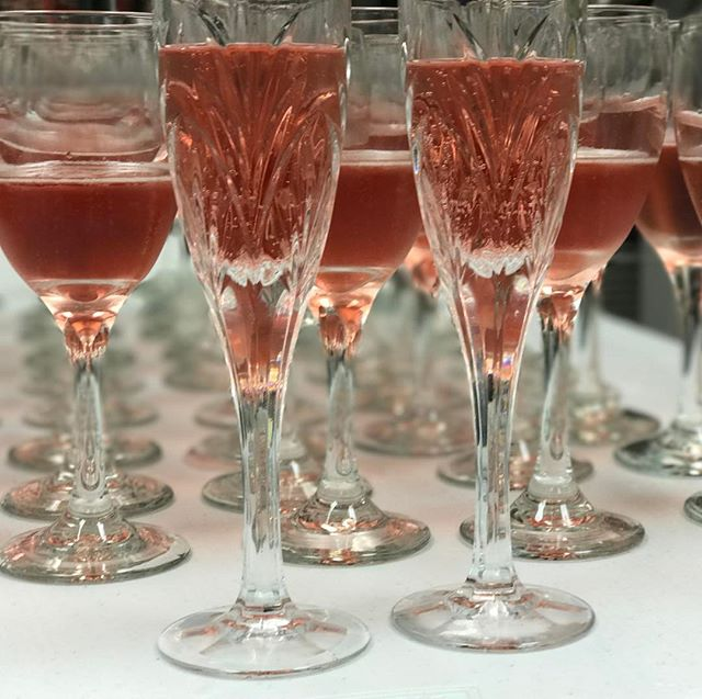 Looking to make your event extra special? Our champagne toast is a nice touch! Book Today!  #mealdeals #junedeals #dayton #daytoncaterer #daytoncatering #daytonweddings #champagne #toast #cheers #cincywedding #weddingseason #foodphotography #love