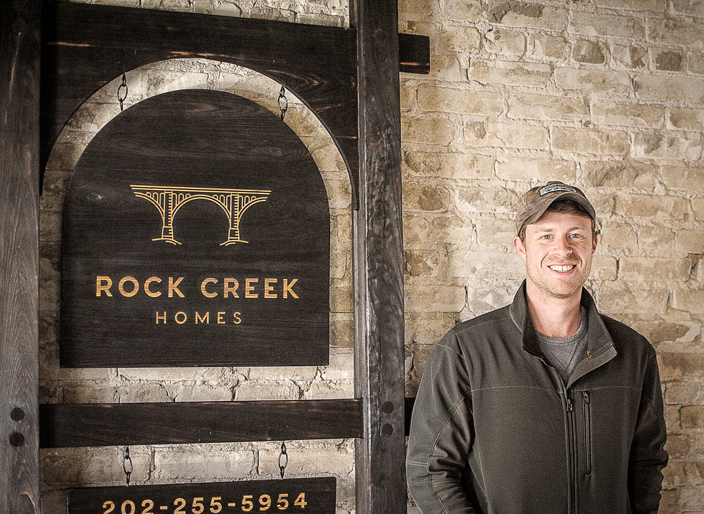 "Robert Bailey, the owner of Rock Creek Homes, had some nice things to say. ""When we first reached out to Jumbie, we were looking for something that would set our company apart from other local real estate developers.  Jay delivered that and much more.  We now have a sophisticated and handcrafted way to display our name and logo in front of all our new properties.  We couldn't be happier with the outcome."""