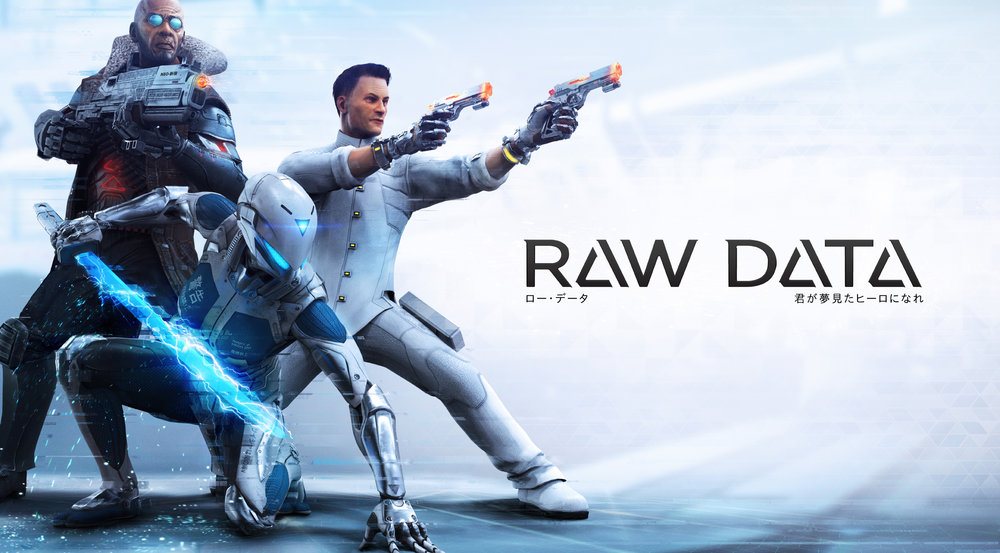 Final cover art for the Oculus release of Raw Data. I worked on this render alongside concept artist Hadi Jalali. Models by Damon Woods, Reed Casey, and Keith Bruns.
