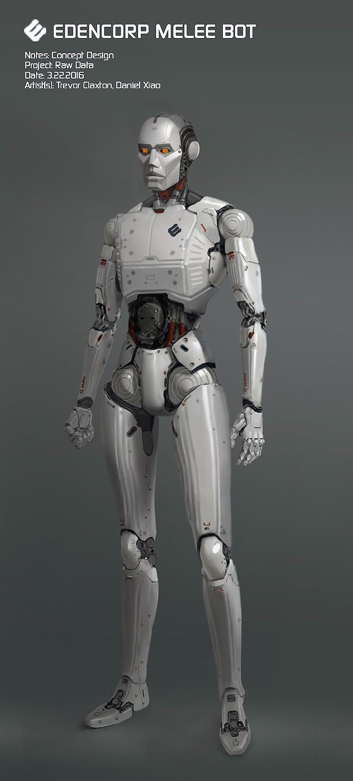 Melee Bot