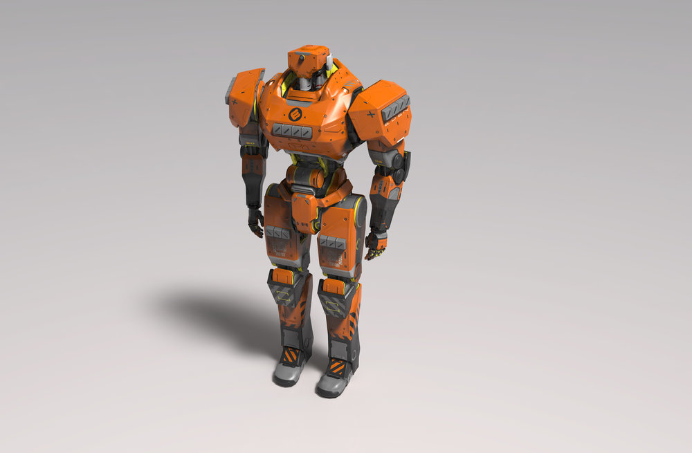 Heavy Bot