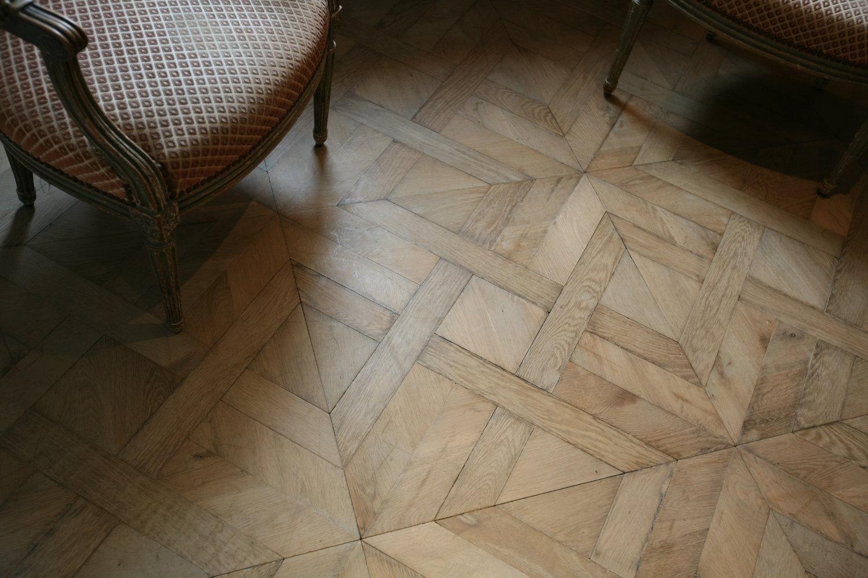 French Oak Parquet Floors