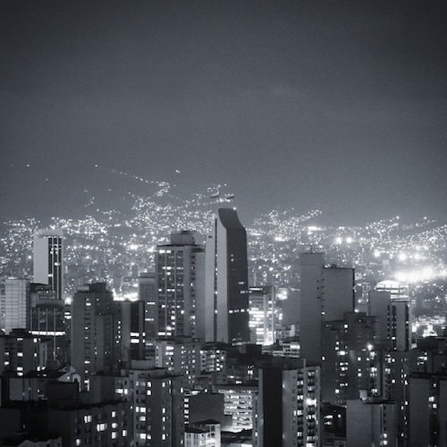 Medellín, innovative city of the year 2013.  Image from  flickr