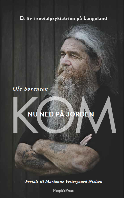 Bogen udkom 9. november 2016  (Forsidefoto: Jonas Olufsen)