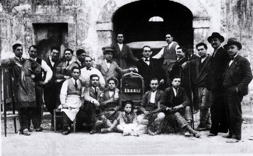 Parlangeli - Italy 1930