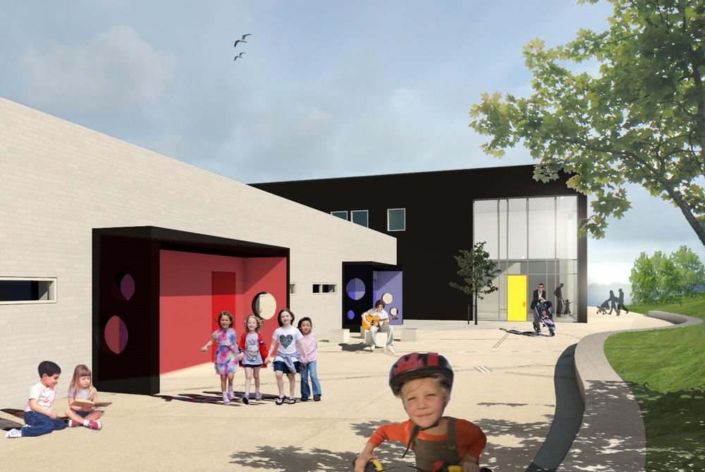 Framtia barnehage i Stasjonsbyen, Lørenskog