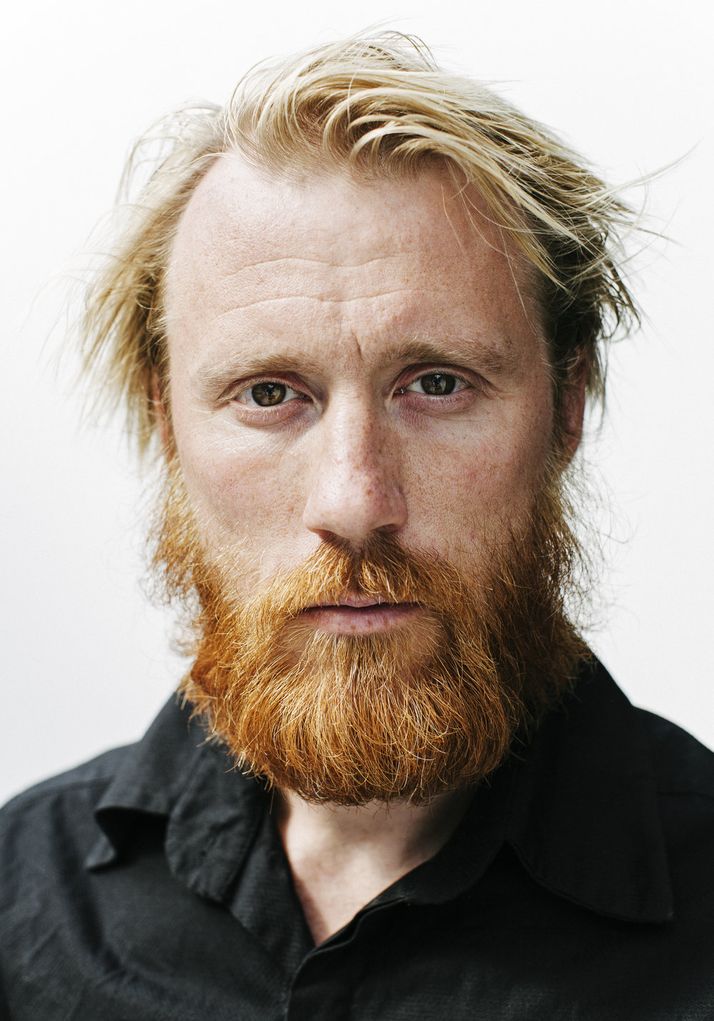Actor Thorbjørn Harr