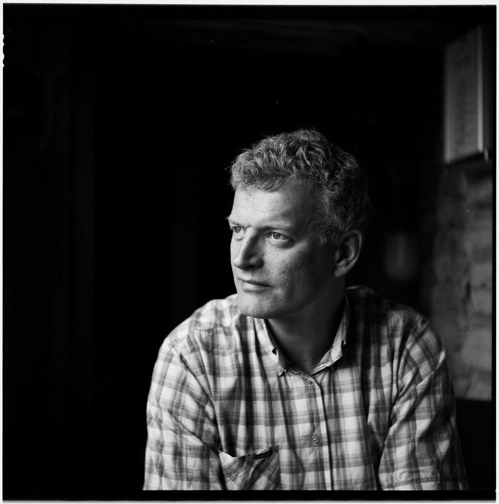 Writer Lars Mytting