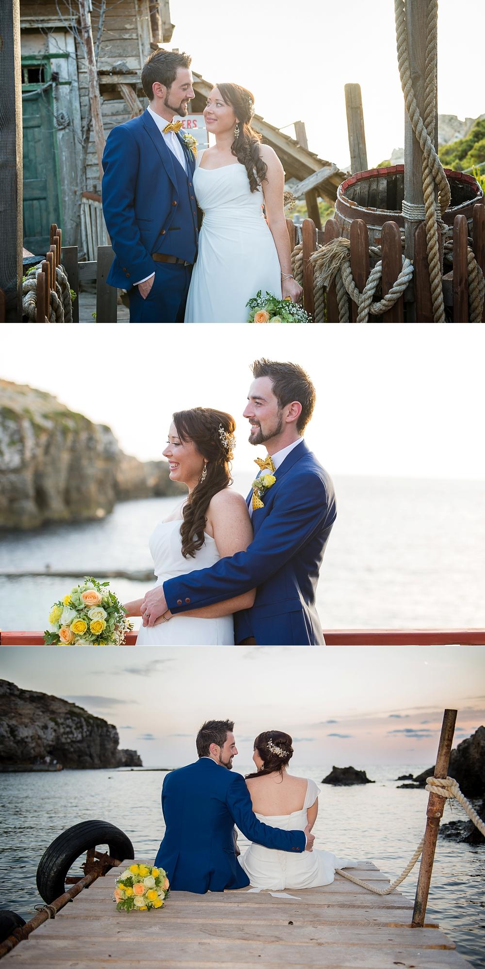 Wedding Photography - Shane P. Watts - Popeye Village Malta