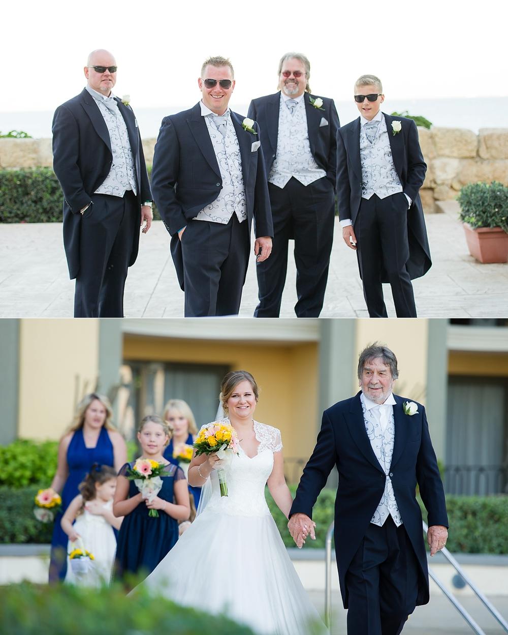 Wedding Photography - Hilton Portomaso - Shane P. Watts Photography
