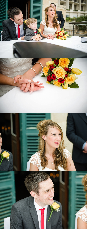 Syree & Matt - The Villa St.Julians - Wedding Photography Malta