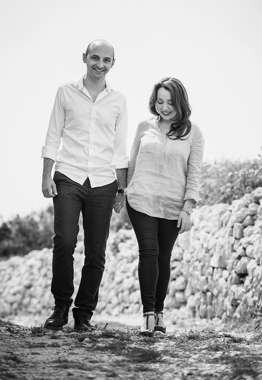 Engagement Session Malta - Shane P. Watts Photography