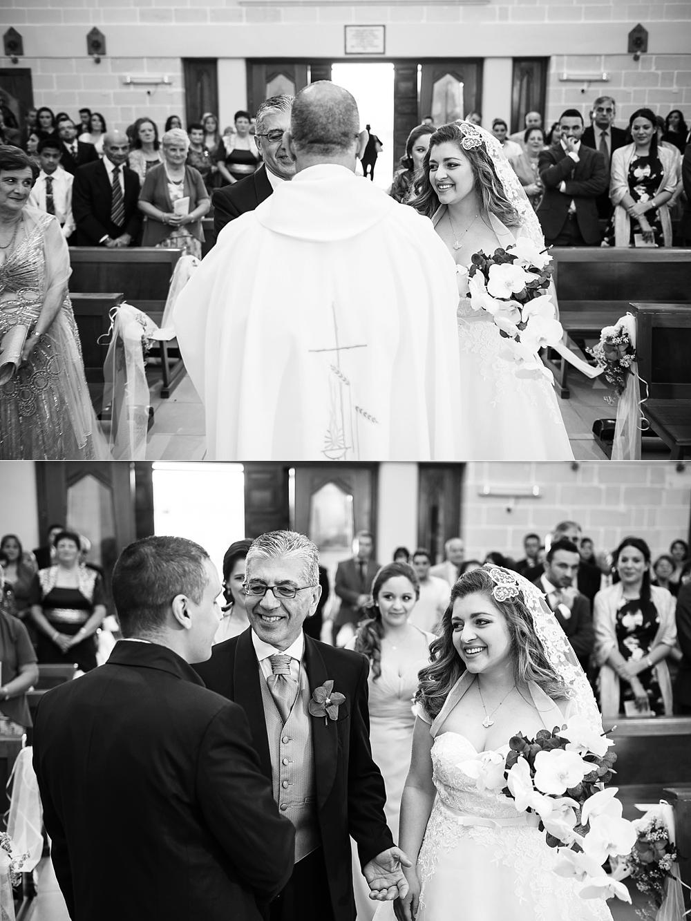 Jeanine & Alex - Le Meridien - Wedding Photography Malta